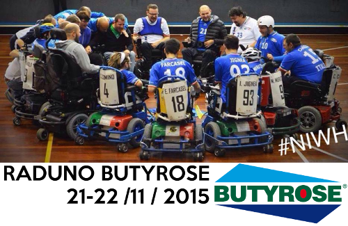 Meeting Butyrose in Mestre